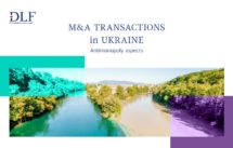 M&A transactions in Ukraine by DLF lawyers in Ukraine