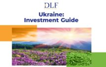 Investing in Ukraine by DLF lawyers 2019 cover