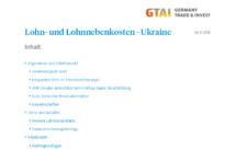 Arbeitsrecht in der Ukraine -- GTAI -- DLF Rechtsanwaelte