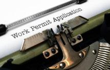 work permit Ukraine Arbeitserlaubnis Ukraine
