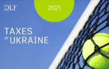 Taxes in Ukraine - DLF law firm Ukraine - cover